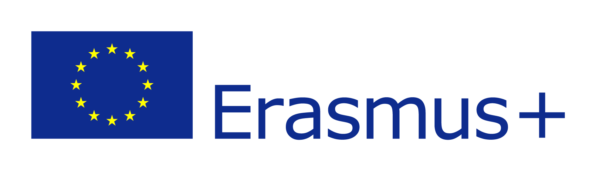 EU flag-Erasmus vect POS