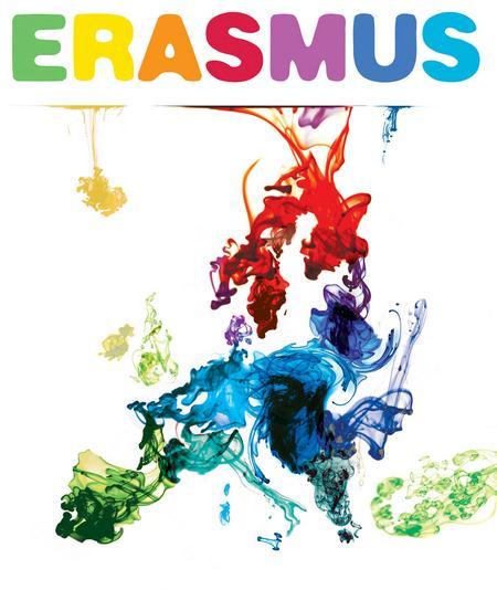 erasmus map