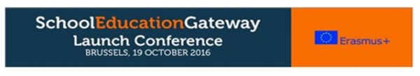 School Education Gateway conference