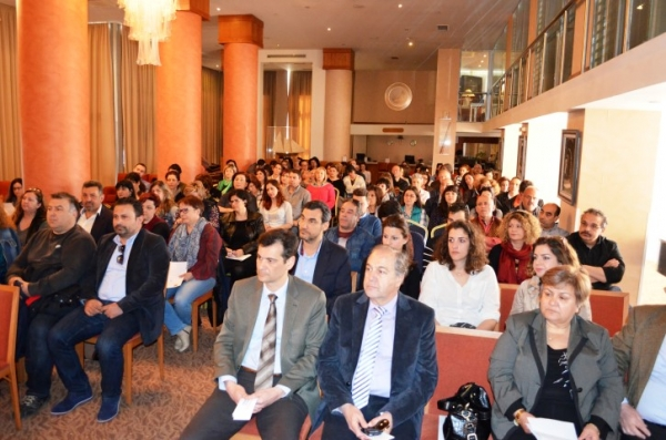 Chios Info Day on the 5th of April 2016 - a successful and productive event