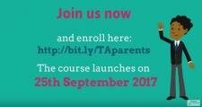 Αποτελεσματική Συμμετοχή των Γονέων για τη Μάθηση των Σπουδαστών - Ημερομηνία έναρξης μαθημάτων Δευτέρα, 25 Σεπτεμβρίου 2017